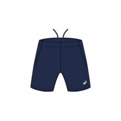 Short Asics Tenis Niño Azul