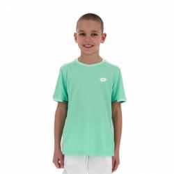 Camiseta Lotto Team Niño Verde