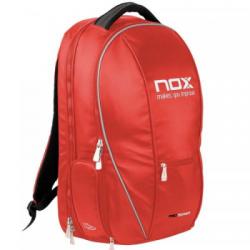 Mochila Nox Pro Series Rojo