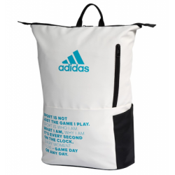 Mochila Adidas Multigame White
