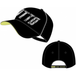 Gorra Lotto Negro
