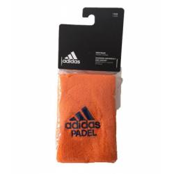 Muñequera Adidas Naranja