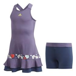 Vestido Adidas G Frill...
