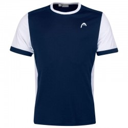 CAMISETA HEAD DAVIES BLUE