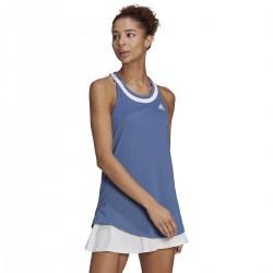 Camiseta Club Tank Blue/White