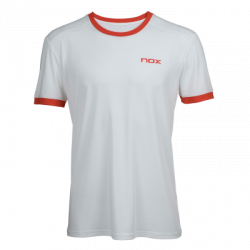 Camiseta Nox Team Blanco