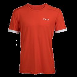 Camiseta Nox Team Rojo